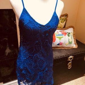 Express Dresses - Express Soft Lace lined Dress 👗
